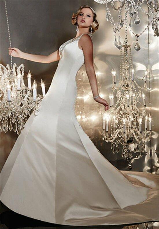 Christina Wu Brides 15535 Wedding Dress photo