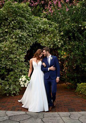 Essense of Australia D3080 A-Line Wedding Dress