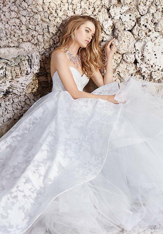 Jim Hjelm 8506 Wedding Dress photo