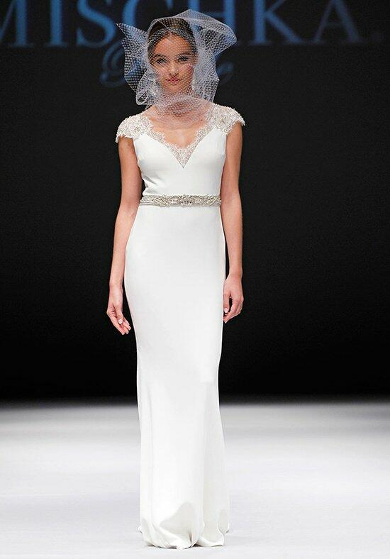Badgley Mischka Bride Fonda Wedding Dress photo