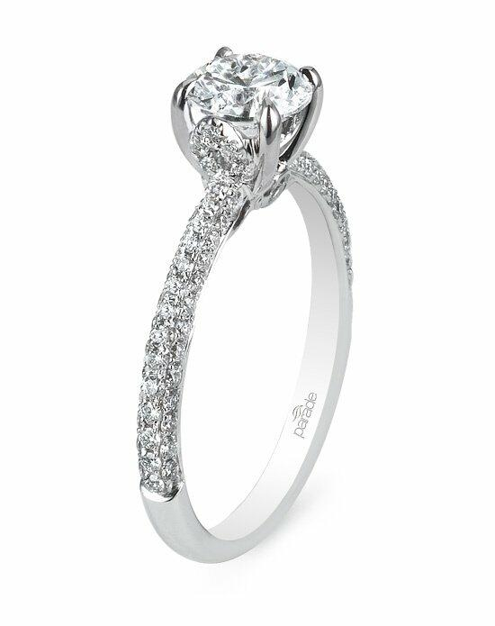 Parade Design Style R2695 from the Hemera Collection Engagement Ring photo