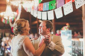 The First Dance at Howell Family Farms