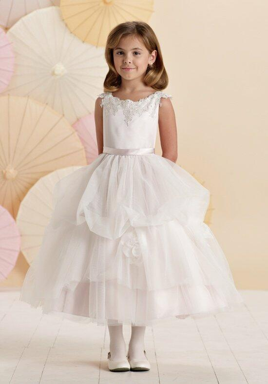 Joan Calabrese by Mon Cheri 214380 Flower Girl Dress photo
