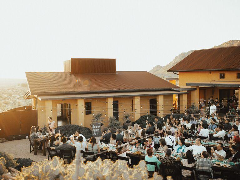 Outdoor Wedding Venues Sacred Sands