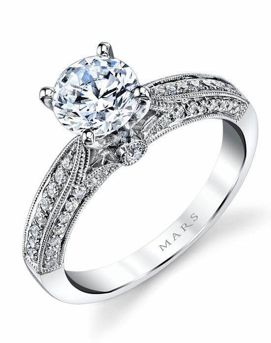 MARS Fine Jewelry Mars Jewelry 25105 Engagement Ring Engagement Ring photo