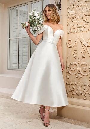 Jasmine Couture T232076 A-Line Wedding Dress