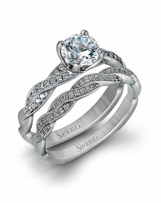 Simon G. Jewelry MR1498-D Engagement Ring photo