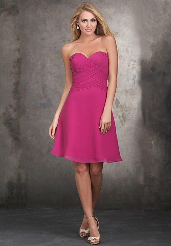 Allure Bridesmaids 1428 Bridesmaid Dress photo