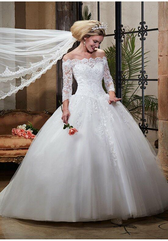 1 Wedding by Mary's Bridal 6362 Wedding Dress photo