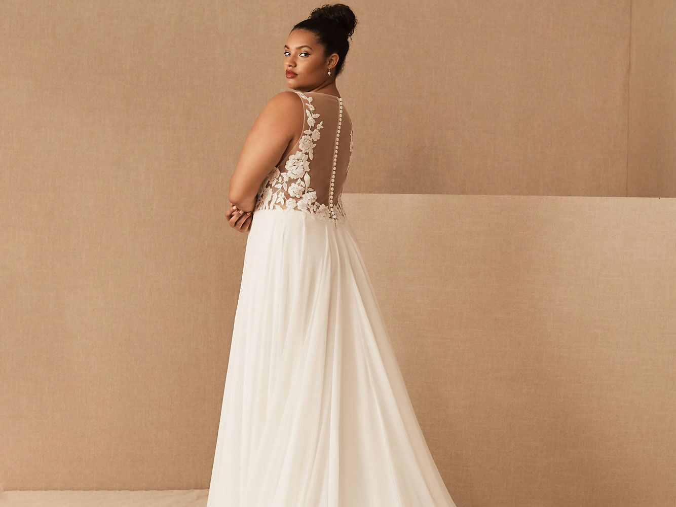 20 Plus Size Wedding Dresses For Every Size Shape Style