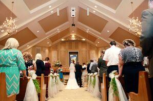 Fellowship Chapel Wedding Ceremony