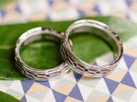 unique men's wedding rings