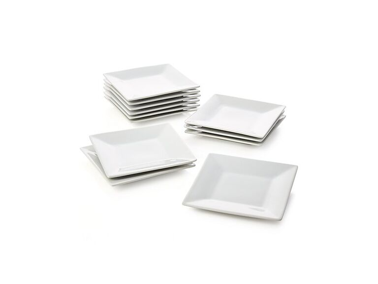 Appetizer plates bridal shower gift idea
