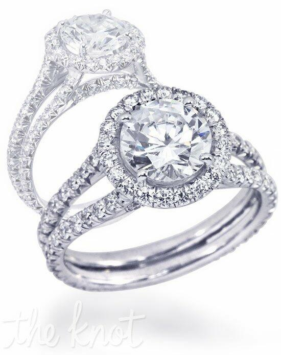 Diamond Ideals SDN1625 Engagement Ring photo