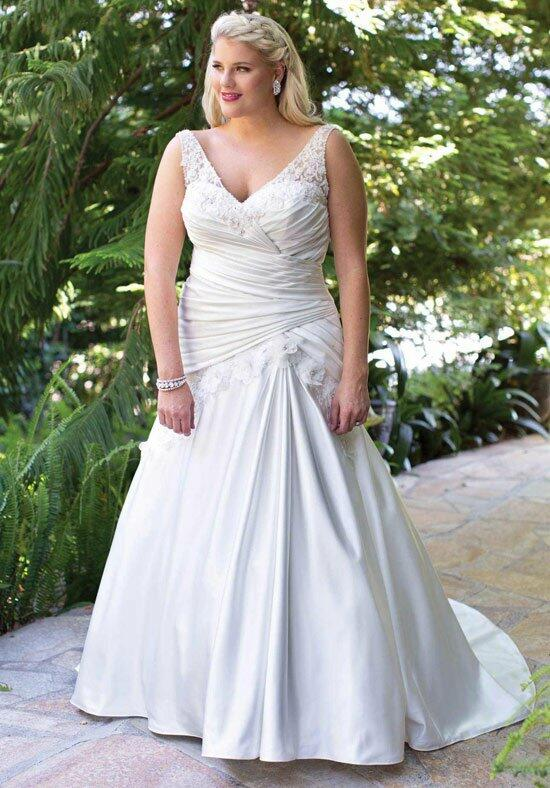 Kenneth Winston: Femme 3367 Wedding Dress photo