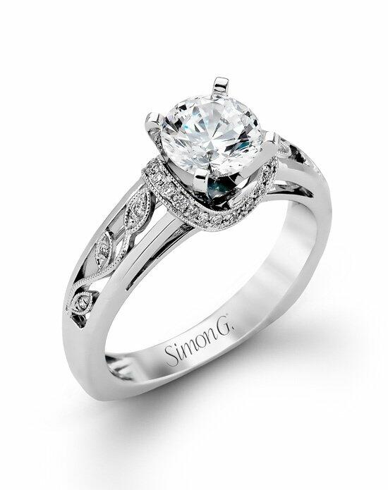 Simon G. Jewelry TR525 Engagement Ring photo