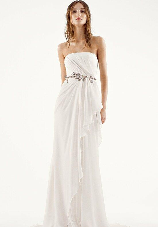 White by Vera Wang VW351234 Wedding Dress photo