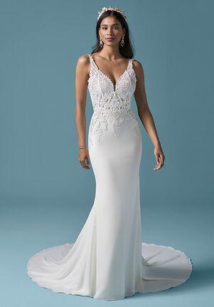 Maggie Sottero ADAIR Sheath Wedding Dress