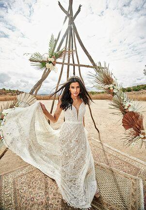 All Who Wander Loren A-Line Wedding Dress