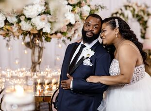 Sophia Dupont (37 and a social worker) and Terrance Carter (47 and a social worker) began their office romance after working at the same company for m