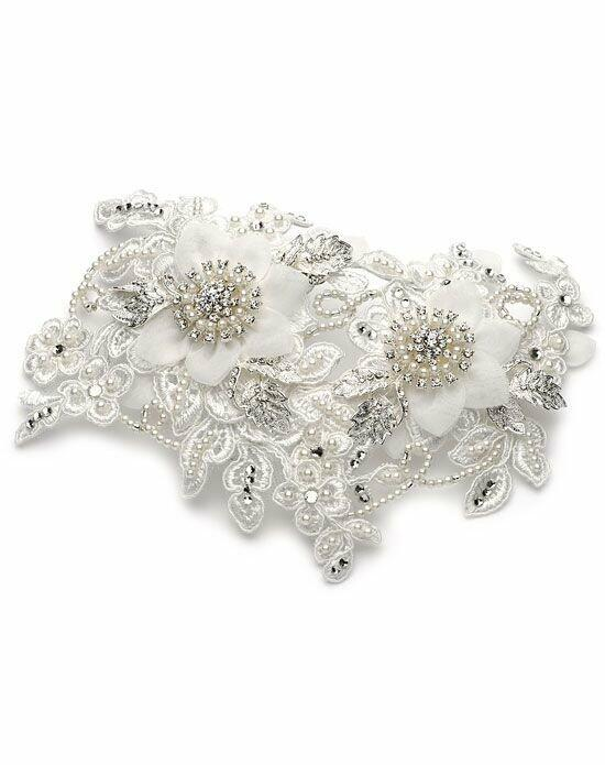 USABride Gatsby Pearl Comb Wedding Pins, Combs + Clips photo