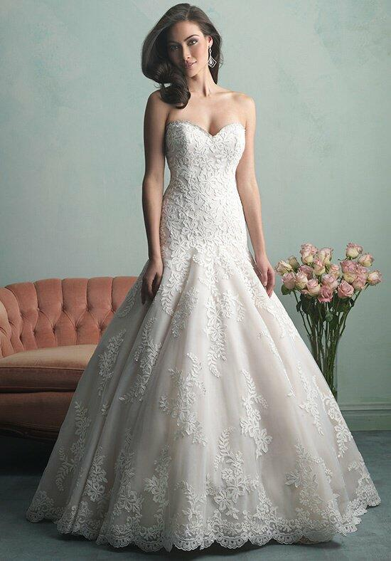 Allure Bridals 9159 Wedding Dress photo