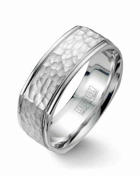 CrownRing WB-7908-M10 Wedding Ring photo