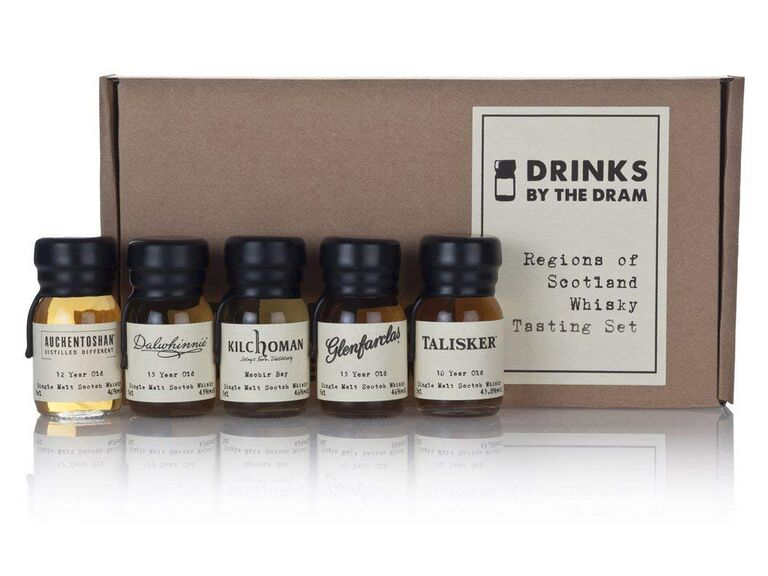 Drinks by the Dram The Whiskey advent calendar,