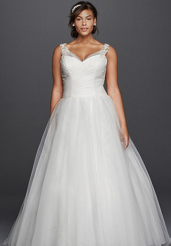 David's Bridal David's Bridal Woman Style 9WG3786 Wedding Dress photo