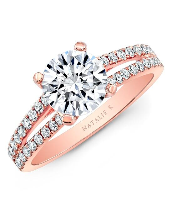 Natalie K Le Rosè Collection - NK31055-18R Engagement Ring photo