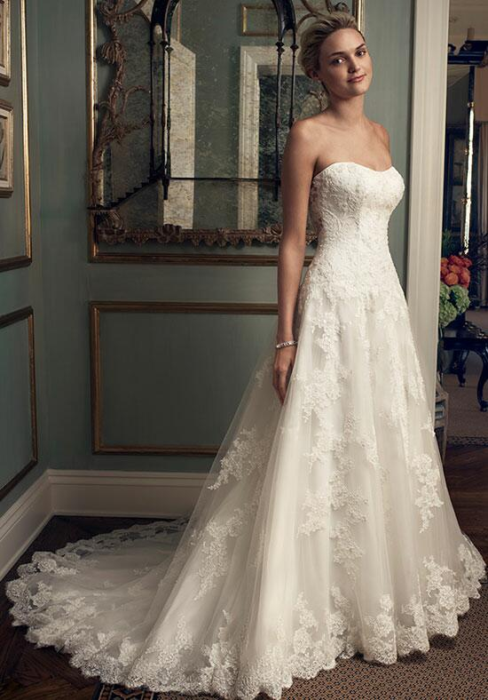 Casablanca Bridal 2222 Wedding Dress photo