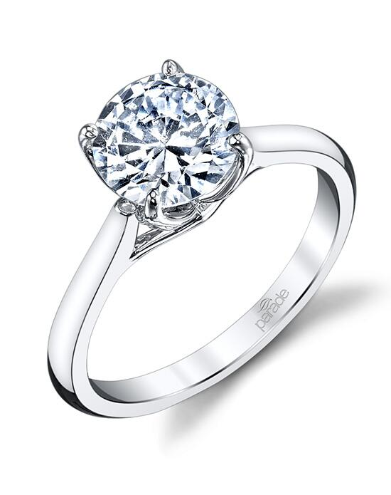 Parade Design Style R3671 from the Classic Collection Engagement Ring photo