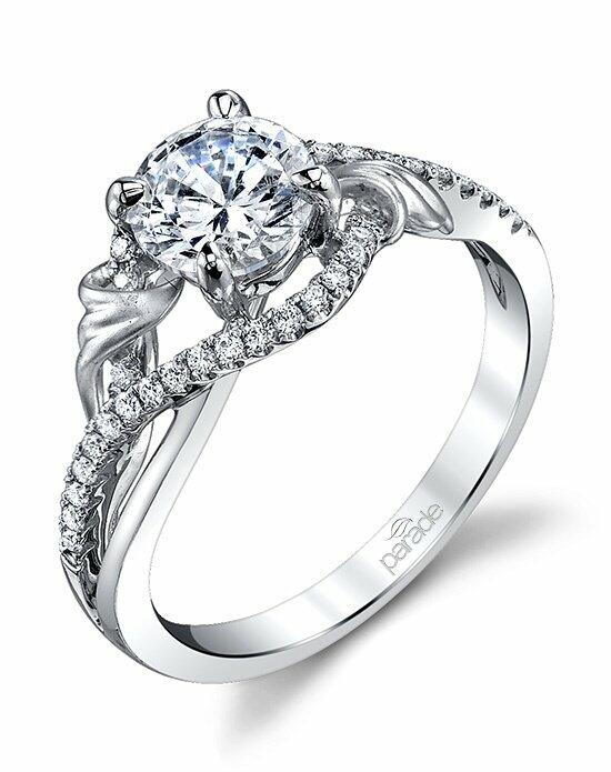 Parade Design Style R3532 from the Lyria® Collection Engagement Ring photo