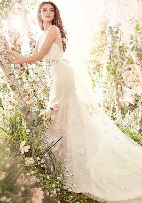 Jim Hjelm 8413 Wedding Dress photo