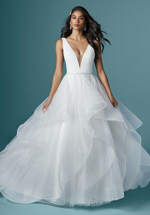 Maggie Sottero FATIMA A-Line Wedding Dress