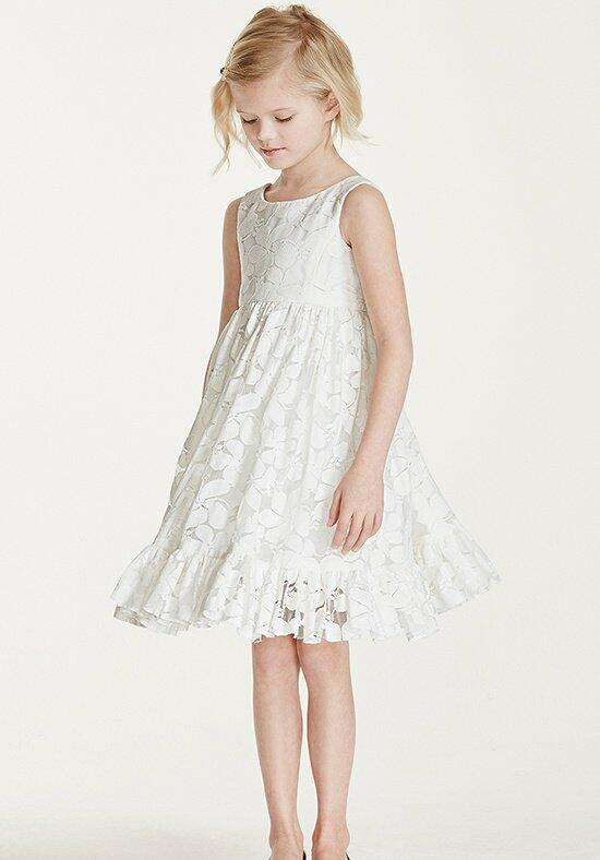 David's Bridal Juniors OP220 Flower Girl Dress photo