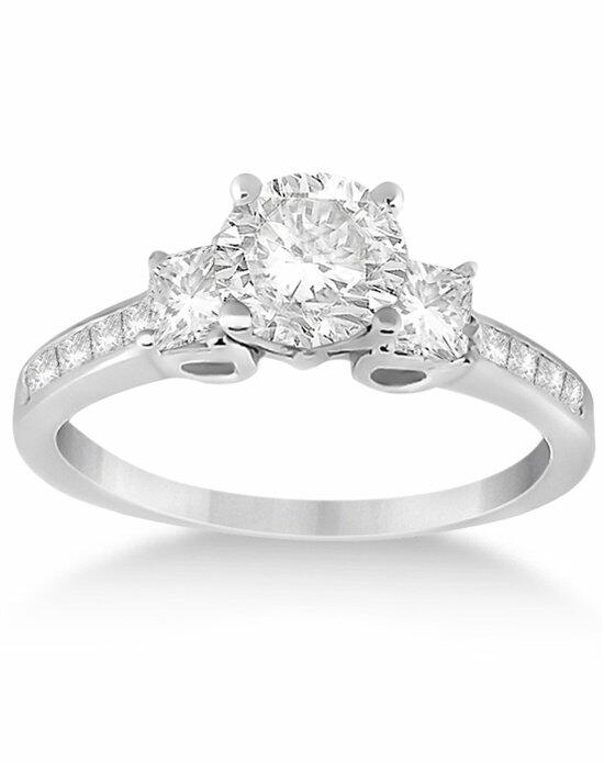 Allurez - Customized Rings UR15 Engagement Ring photo