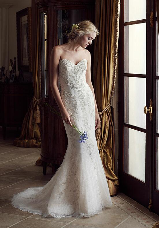 Casablanca Bridal 2231 Carnation Wedding Dress photo