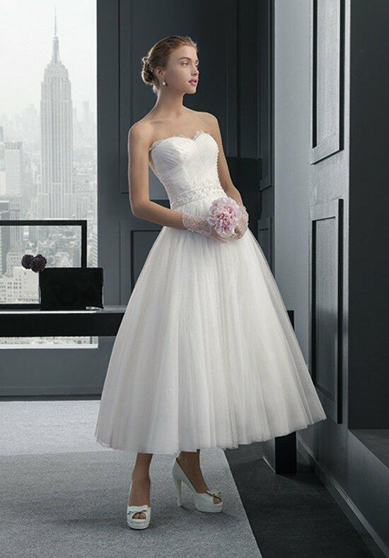 Two by rosa clar reina wedding dress the knot for How do you preserve a wedding dress