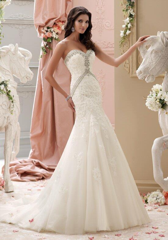 David Tutera for Mon Cheri 115235 Aviana Wedding Dress photo
