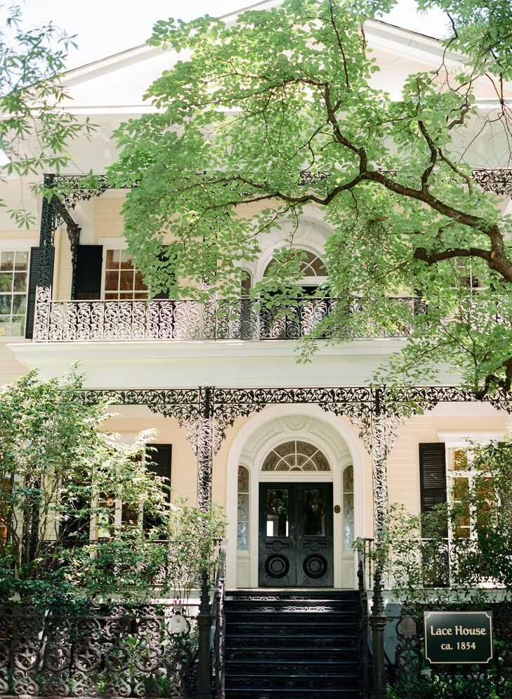 Historic Lace House Venue