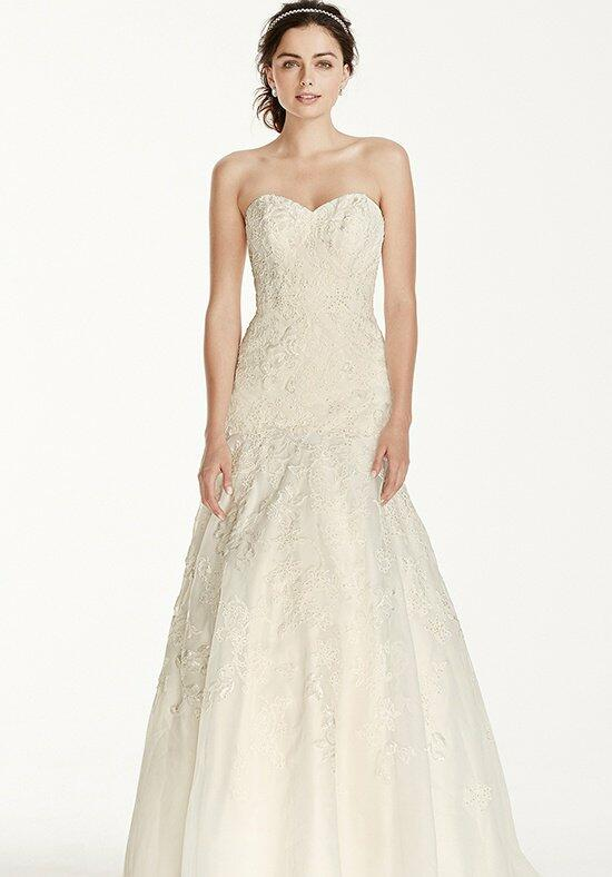 David's Bridal Jewel Style WG3759 Wedding Dress photo