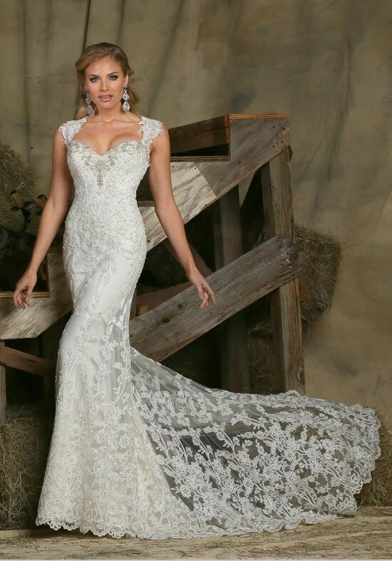 DaVinci Bridal 50336 Wedding Dress photo