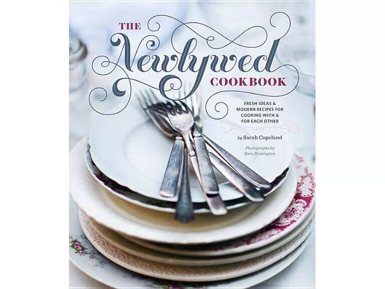 The Newlywed Cookbook cover