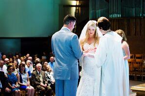 St. Andrew's United Church Ceremony