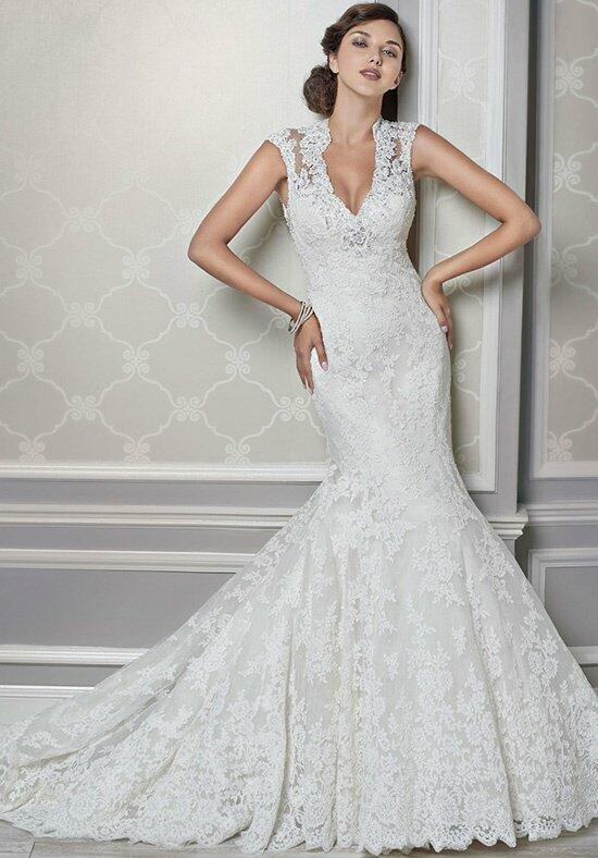 Kenneth winston 1609 wedding dress the knot for Kenneth winston wedding dresses