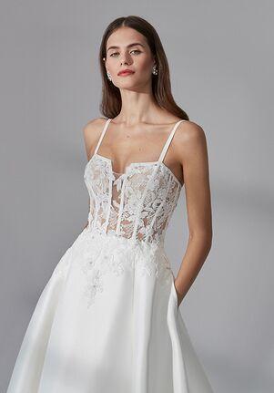 Justin Alexander Signature Lanier A-Line Wedding Dress