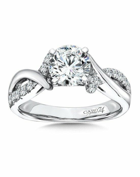 Caro 74 CR118W Engagement Ring photo