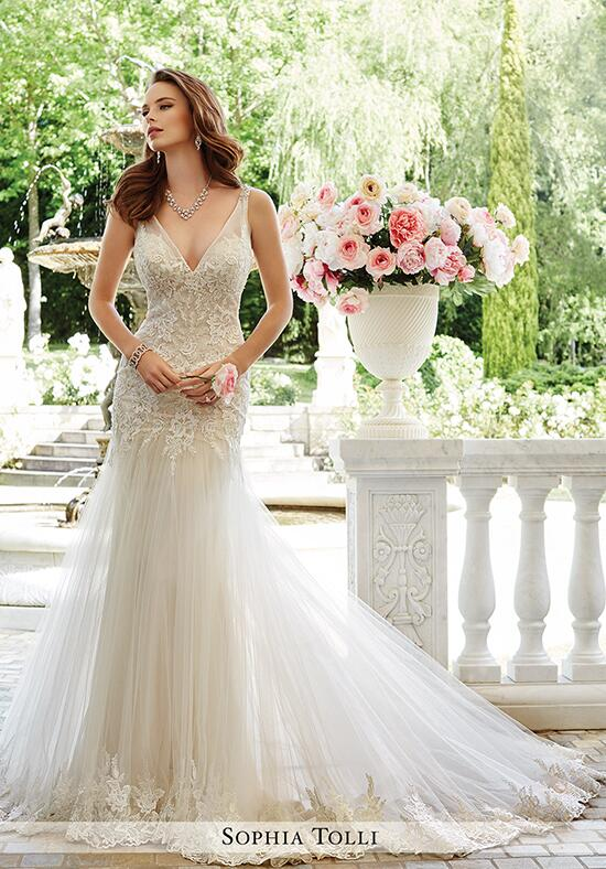 Sophia Tolli Y21665 Rome Wedding Dress photo