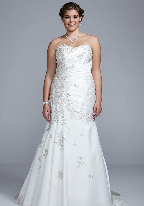 David's Bridal DB Woman Style 9WG3477 Wedding Dress photo